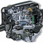 Mercedes engine Service A